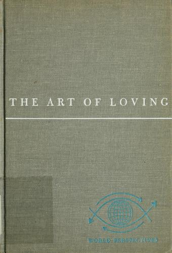 The  art of loving.