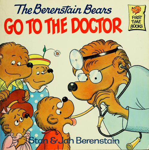 Download The  Berenstain bears go to the doctor