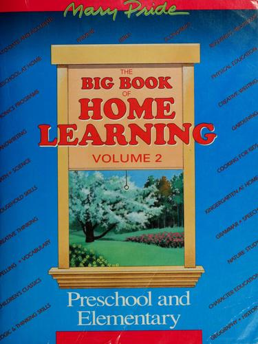 Download The  big book of home learning
