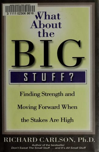 Download What About the Big Stuff?