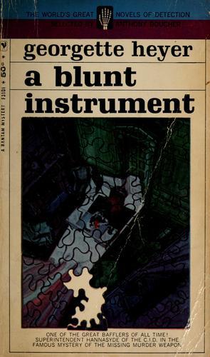 Download A blunt instrument