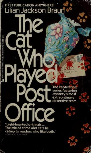 Download The  cat who played post office
