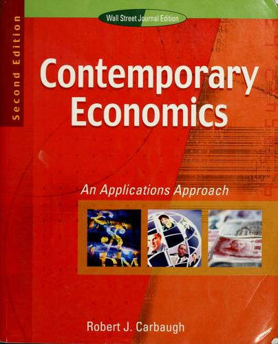 Download Contemporary economics