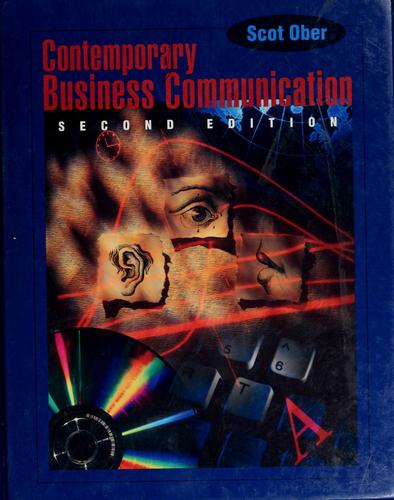 Download Contemporary business communication