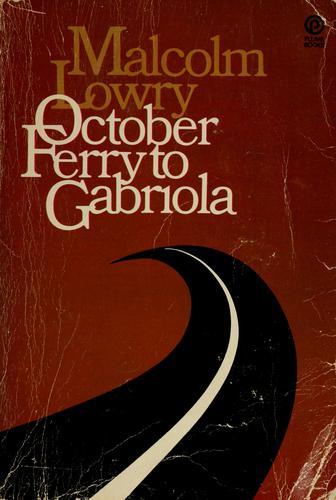 October ferry to Gabriola.