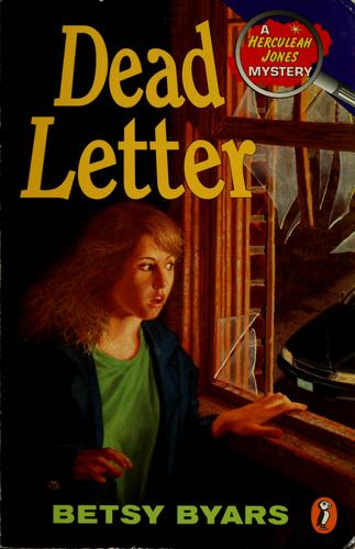 Download Dead Letter (Herculeah Jones Mystery)
