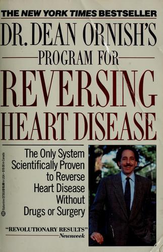 Download Dr. Dean Ornish's program for reversing heart disease