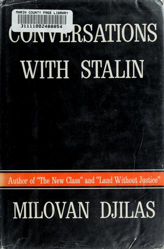 Download Conversations with Stalin.