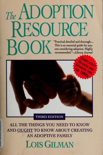 The Adoption Resource Book