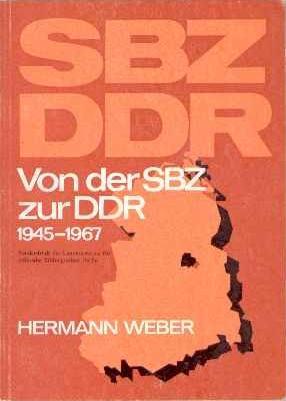 Download Von der SBZ zur DDR : 1945-1967
