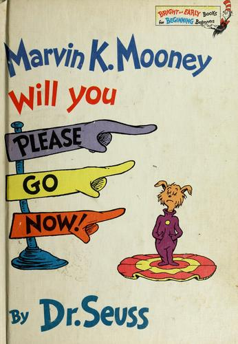 Download Marvin K. Mooney, will you please go now!