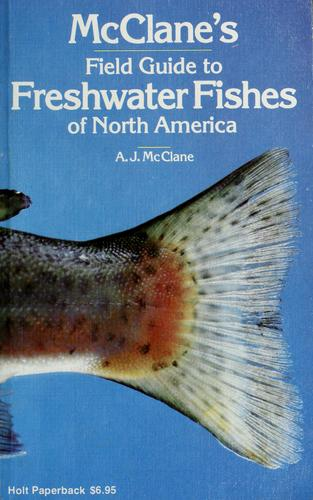Download McClane's Field guide to freshwater fishes of North America