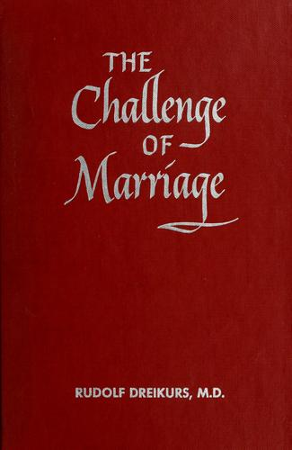 Download The challenge of marriage