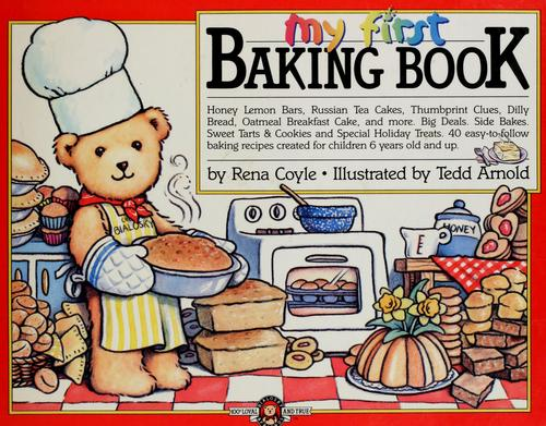 Download My first baking book
