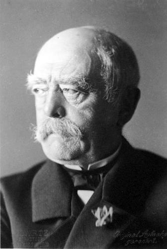 Photo of Otto von Bismarck