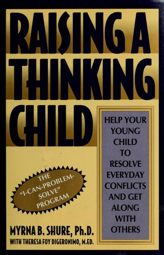 Download Raising a thinking child