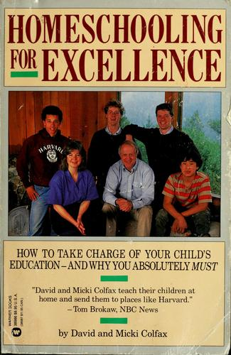 Download Homeschooling for excellence