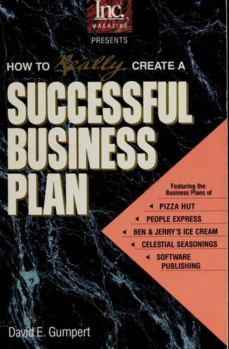 Download How to really create a successful business plan