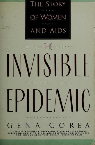 The invisible epidemic