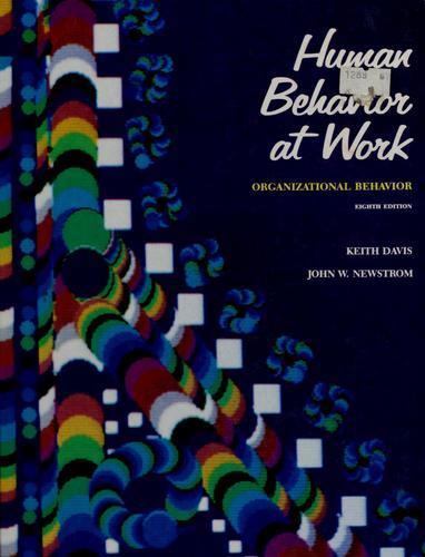 Human behavior at work
