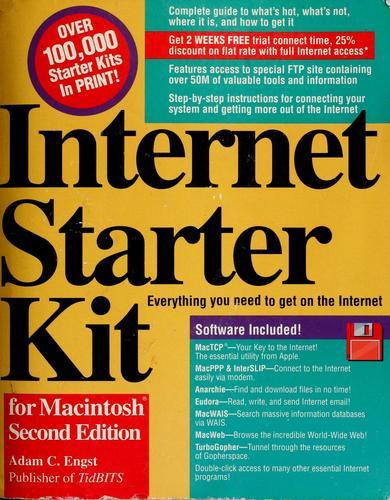 Internet starter kit for Macintosh