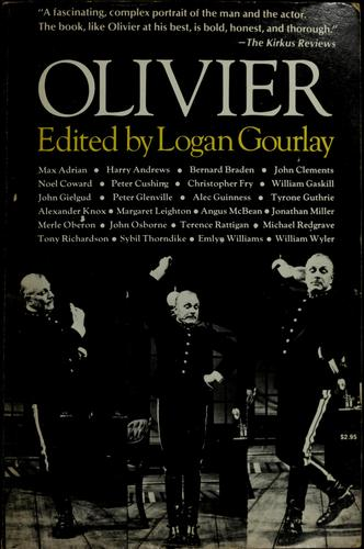 Olivier by Logan Gourlay