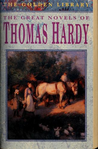 Download The great novels of Thomas Hardy