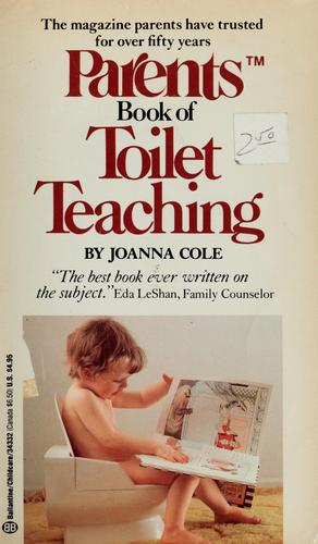 Download Parents book of toilet teaching