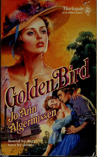 Golden bird by Jo Ann Algermissen