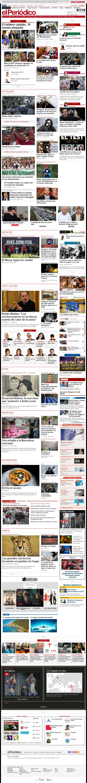 El Periodico at Sunday July 16, 2017, 6:15 a.m. UTC