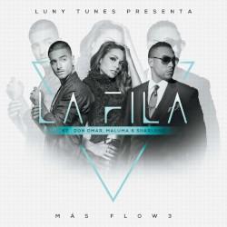 Luny Tunes feat. Don Omar, Sharlene & Maluma - La Fila 03:23