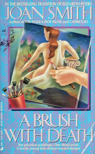 Brush With Death by Joan Smith
