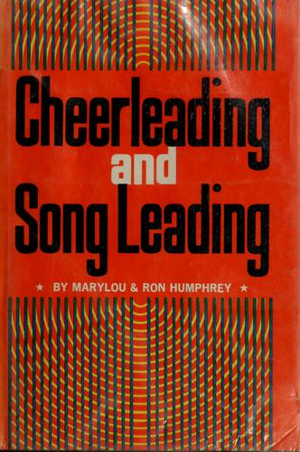 Cheerleading and song leading by Marylou Humphrey