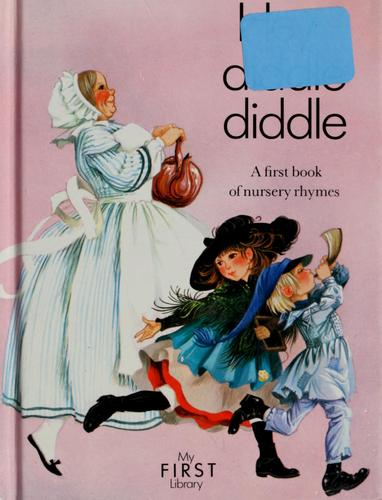 Hey diddle diddle by Anne Grahame Johnstone