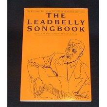 The Leadbelly songbook by Huddie Ledbetter