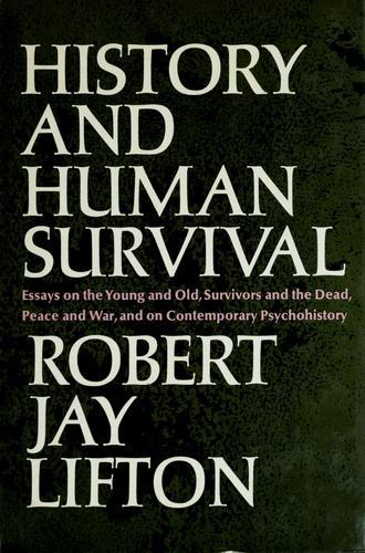 History and human survival