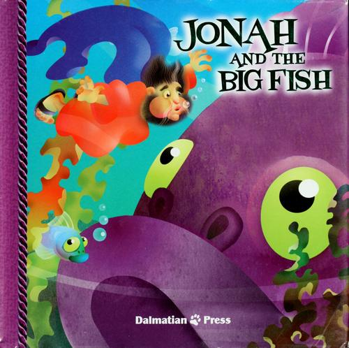 Jonah and the big fish by Kate Davies