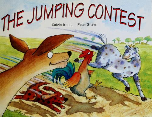 The jumping contest by Calvin Irons