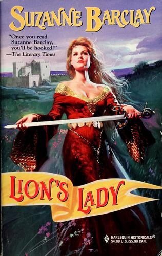 Lion's lady by Suzanne Barclay
