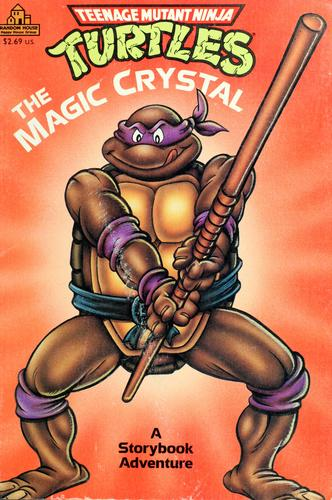 The magic crystal by Kevin B. Eastman