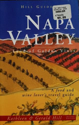 Napa Valley by Kathleen Hill