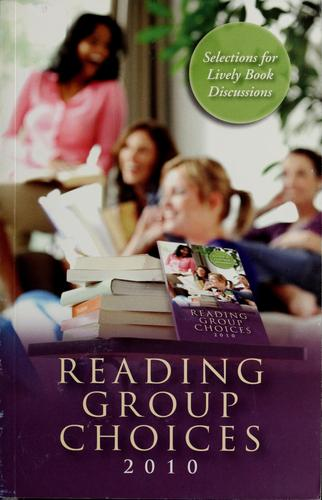 Reading group choices 2010 by
