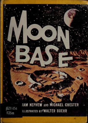Moon base by William Nephew