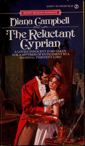 The reluctant Cyprian by Diana Campbell